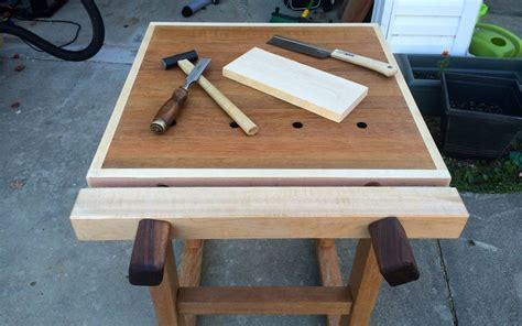 joinery bench plans joinery bench moxon vise by brentmore lumberjocks com woodworking community