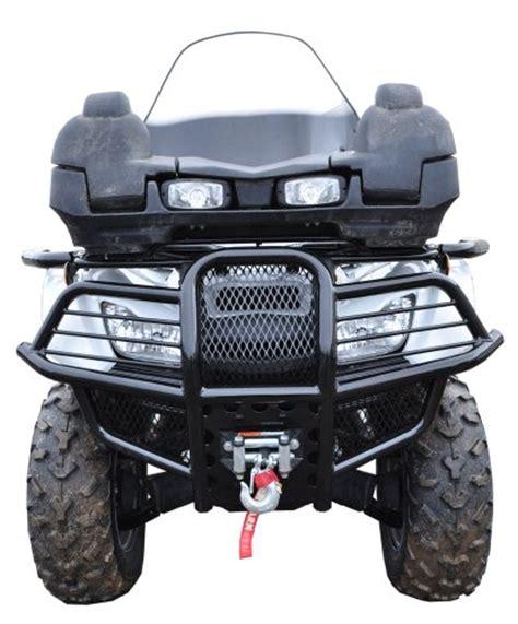honda rancher 420 bumper bumpers honda rancher 420 series front bumper