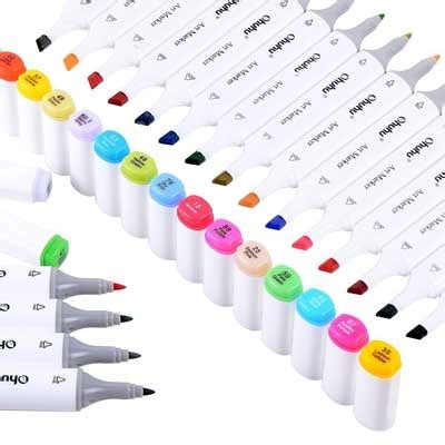 best markers for coloring best markers for coloring 5 top nib sets