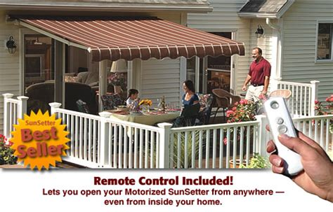Abc Awning by Sunsetter Retractable Awning Abc Windows And More