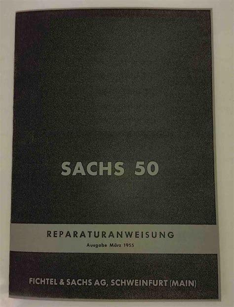 Sachs Motor Technische Daten by Moped Garage Net Sachs 50 50 Kl 2 Motor Reparatur