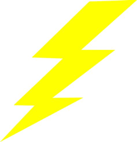lightning clipart lightning bolt clip at clker vector clip
