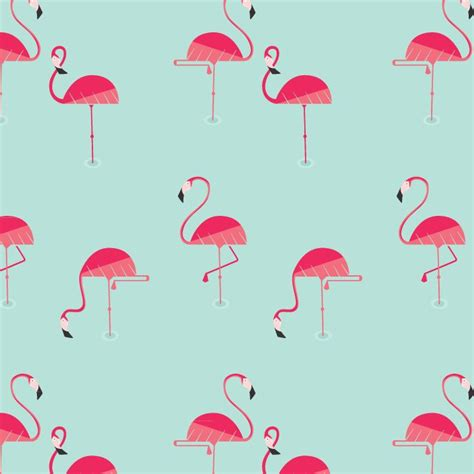 flamingo wallpaper pattern flamingo pattern design my work pinterest
