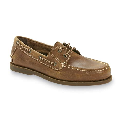 boat shoes online shopping dockers men s vargas boat shoe tan shop your way