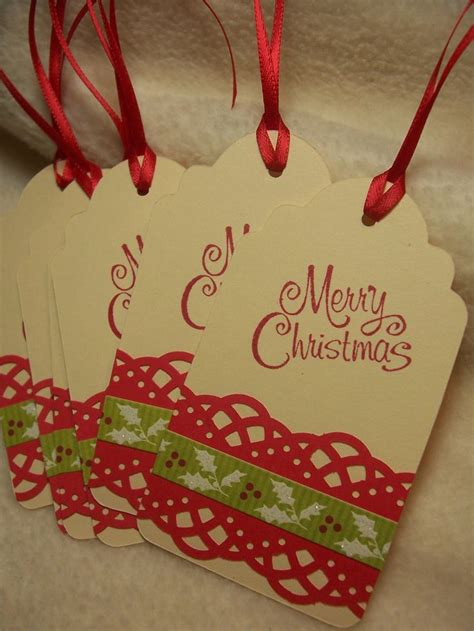 scrapbook christmas gift tags bing images christmas