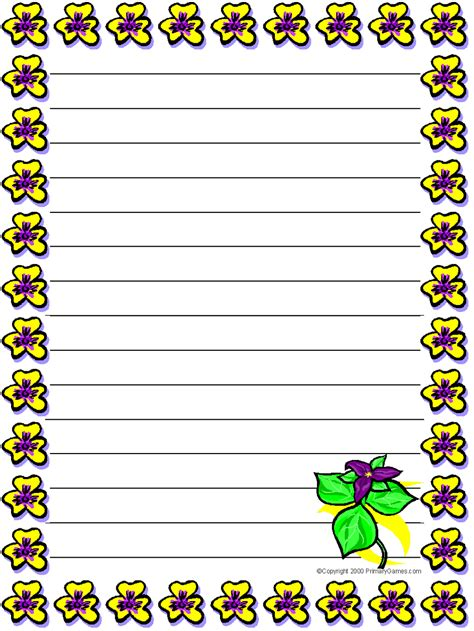 printable stationary worksheet free printable stationary primary search results