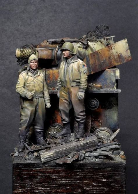 Painting N Scale Figures by 70 Best Figurines Allies Images On Scale