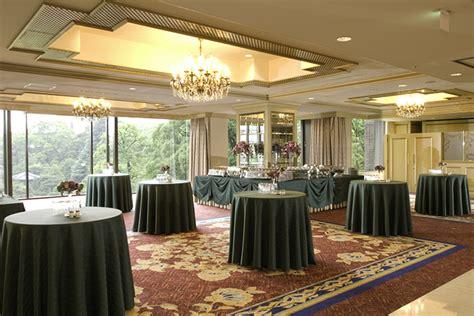 Garden Terrace Banquets by Meetings Events Rihga Royal Hotel Tokyo