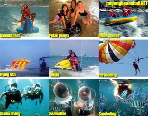 bali water sport activities  tanjung benoa bintang