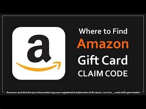See The Small Card With The Code On It The Seller Printed That Out | where to find amazon gift card claim code youtube
