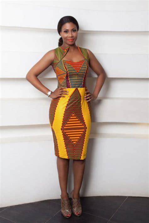 trendy nigerian styles trendy african print dress ankara 2015 styles 7