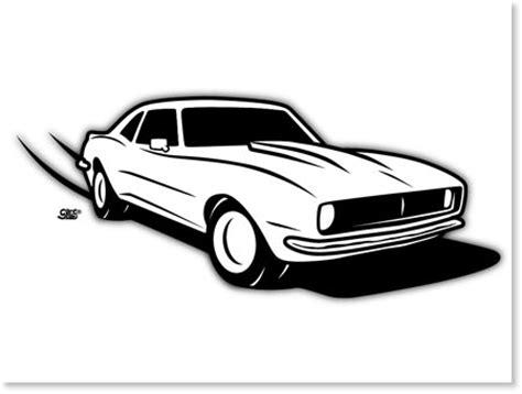 1968 camaro | automotive artwork by greg
