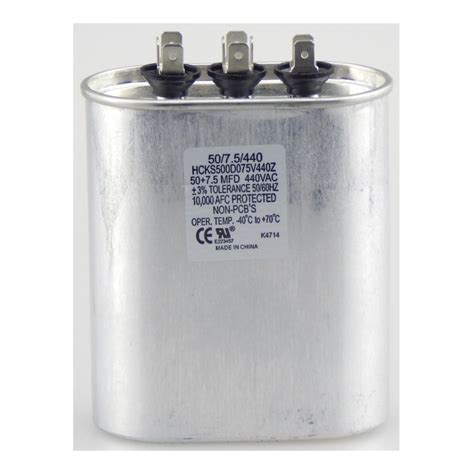 home depot ac start capacitor 3 in 1 start capacitor home depot 28 images packard 440 volt 40 5 mfd dual motor run