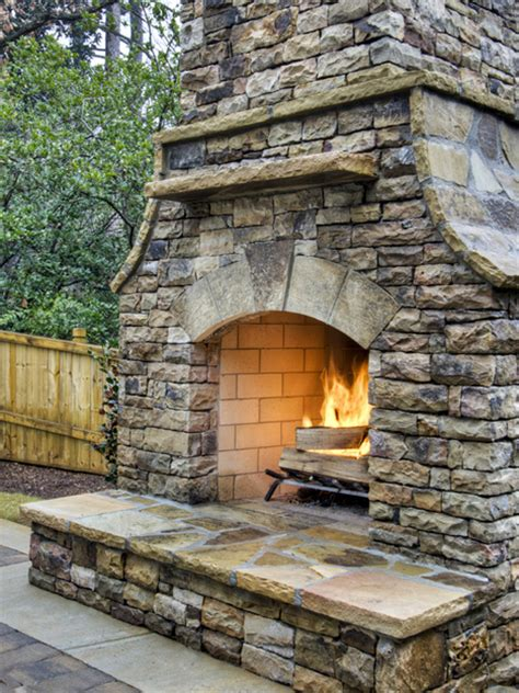 play with fire 15 diy outdoor oven fireplace projects webecoist
