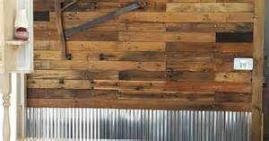 Installing Wainscoting Corrugated Metal Wall Accents Pinterest Corrugated