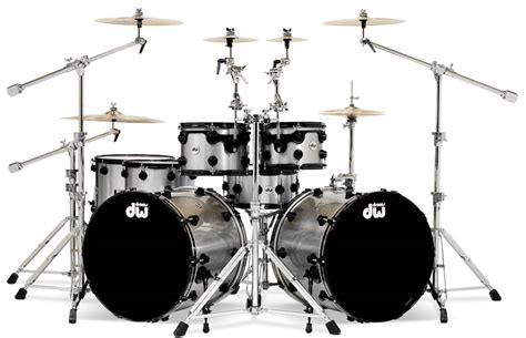 imagenes baterias musicales dw collector s series lacquer specialty stainless steel