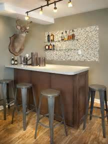 Easy Basement Bar Ideas 1000 Ideas About Small Basement Bars On Basement Living Rooms Industrial Basement
