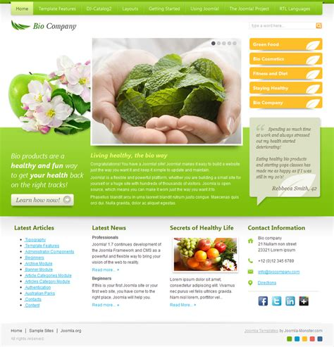 convert joomla 2 5 template to 3 jm bio joomla 2 5 template by joomlamonster on deviantart