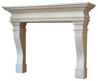 Hearth And Patio Augusta Ga Augusta Mantel Transitional Fireplace Mantels By