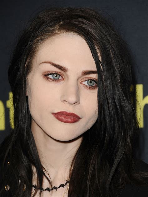 Frances Bean by Frances Bean Cobain Makes Appearance At Emmys After