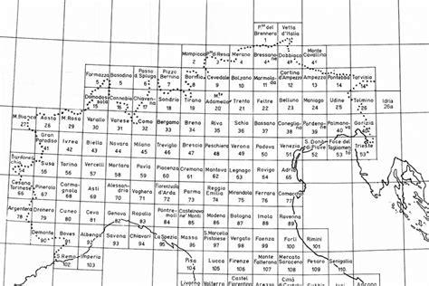 tavole igm cartografia e topografia per gli a e 2007