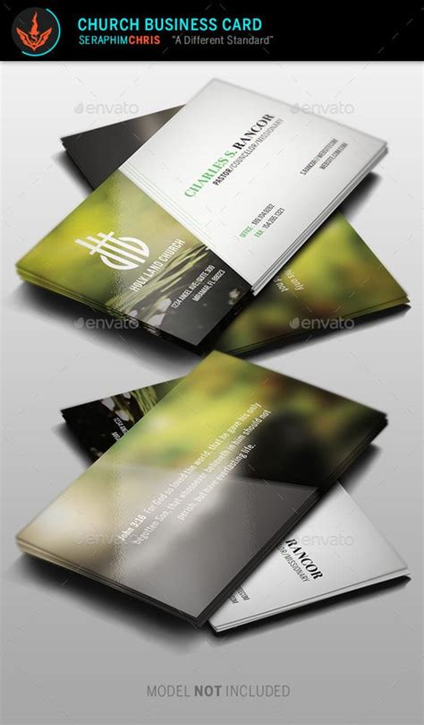 church business card templates free church business card template church business card