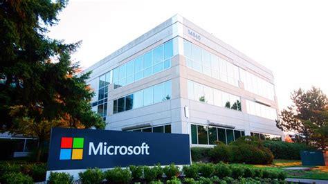 microsoft building 4 microsoft first technology company awarded zero waste