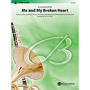 how being broken saved me books alfred me and my broken concert band grade 2