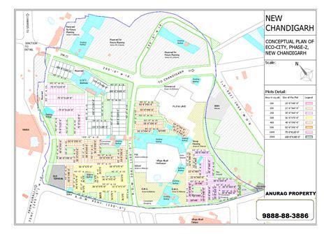 layout plan eco city mullanpur new chandigarh mullanpur real estate omaxe dlf gmada