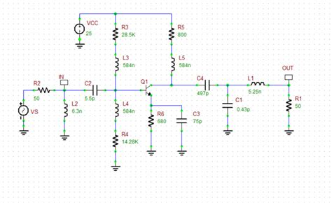 transistor lifier analysis rf tutorial lesson 8 designing an rf bipolar junction transistor lifier with lumped matching