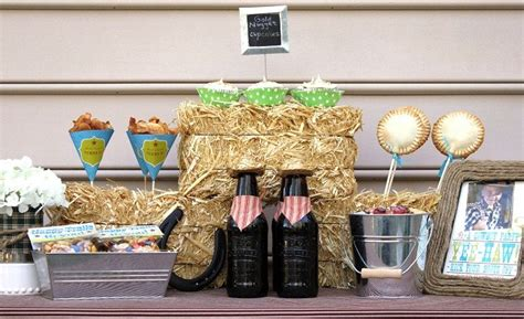 cowboy themed party ideas celebrations  home