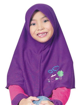 Model Kerudung Anak Terbaru Model Jilbab Anak Kecil Terbaru Islam