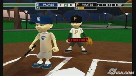 backyard baseball 10 the best and worst games on the nintendo wii ign page 2