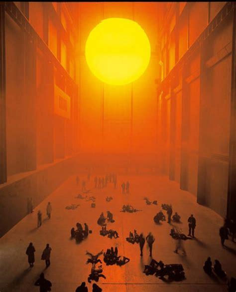 Olafur Eliasson L by Royce S The Weather Project Tra Arte E Spazio