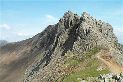 Crib Goch Pinnacles by Crib Goch Taken From Bwlch Coch After Descending The