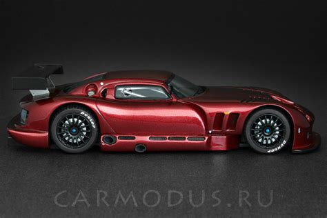 Tvr Speed 12 Specs Tvr Cerbera Speed 12 2005 Spark 1 43 масштабная