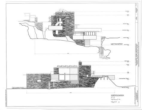 falling water house plan escortsea falling water house plans and elevations escortsea
