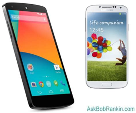 best android phones 2014 top five android phones 2014