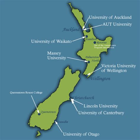 Mba Colleges In New Zealand by Through The Study Abroad Programs Of Australearn