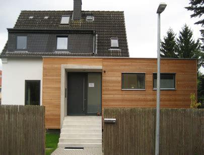 Ein Zimmer Anbauen by Einfamilienhaus 30er