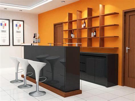 desain meja mini bar desain mini bar rumah minimalis gambar rumah idaman