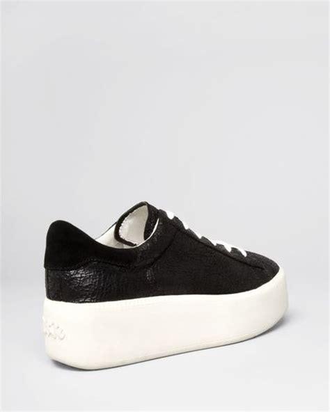 ash platform sneakers ash lace up platform sneakers cult in black black black
