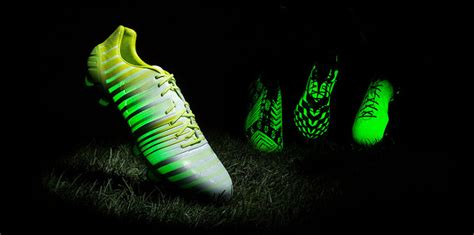 Juventus Glow In The New Desain adidas nitrocharge 1 0 hunt boots released glow in the