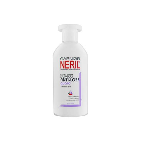 Serum Garnier Neril garnier neril shoo anti loss guard 8991380800293 100 ml elevenia
