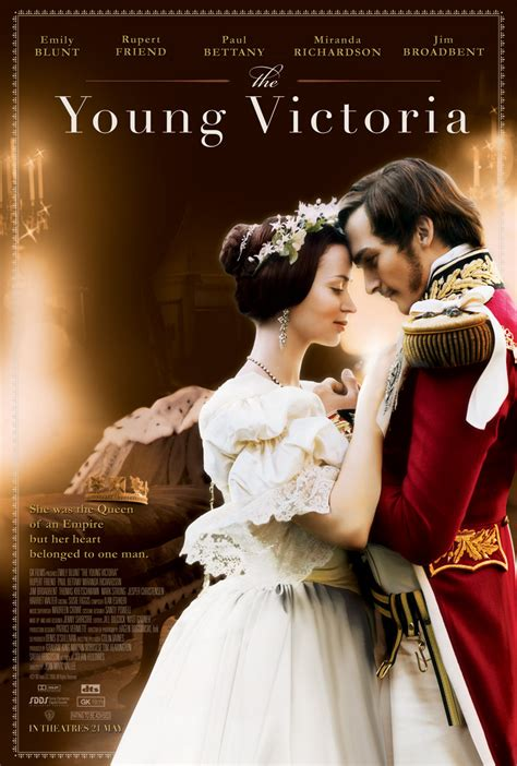film young queen victoria fresh off the shelf quot the young victoria quot movie review