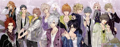 hikaru brothers conflict brothers conflict 1574298 fullsize image 4322x1716