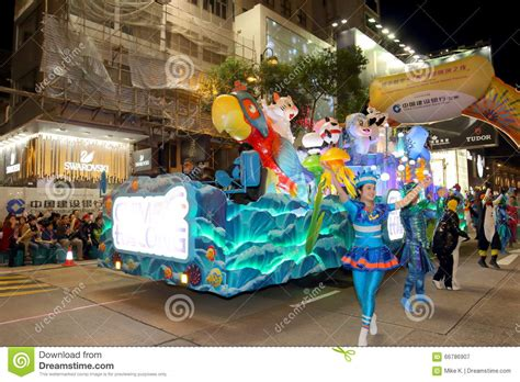 hong kong new year parade route 2016 hong kong intl new year parade 2016