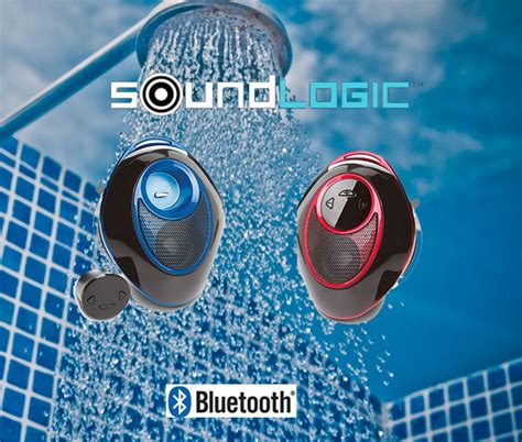 Soundlogic Shower Speaker by Twice The Fun For Mom With The Soundlogic 2 In 1 Splash