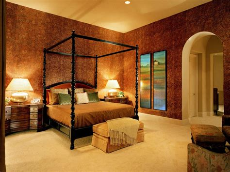 canopy bed master bedroom how to choose the right bedroom curtains diy