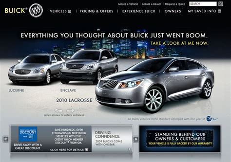 buick advertising gm launches new ad caign for buick